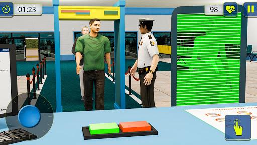 Airport Security Simulator - Border Patrol Game 1.1 screenshots 8
