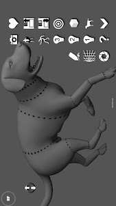 Labrador Pose Tool 3D screenshot 1