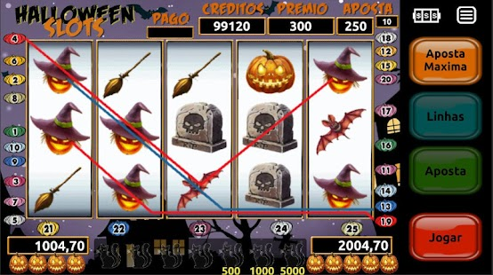 Halloween Slot Machine - náhled