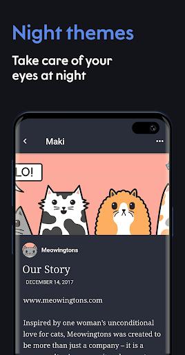 Maki screenshot 3