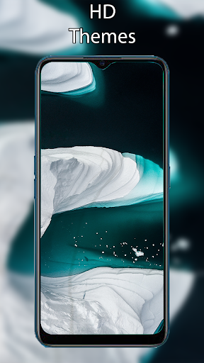 Themes for OPPO A9 2020: OPPO A9 Launcher ss2