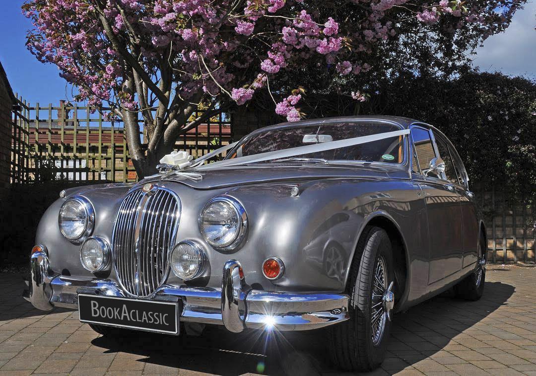 Jaguar  Mk2 Hire Leicestershire