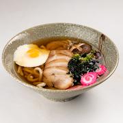253. Japanese Sliced Pork Udon Soup