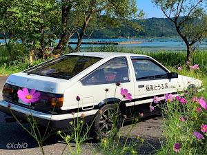 スプリンタートレノ AE86 GT-APEXのカスタム事例画像 イチDさんの2021年09月22日21:02の投稿
