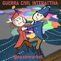 Mapa - Guerra Civil Interactiva icon