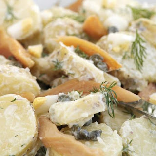 Swedish Potato Salad