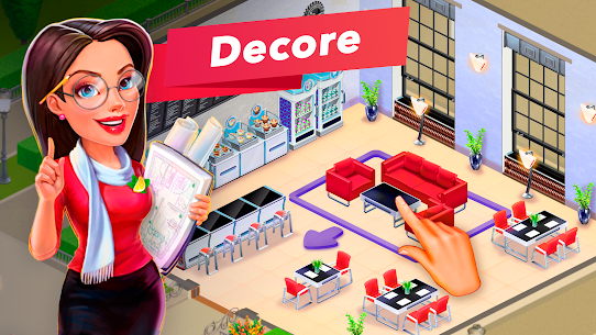 My Cafe Recipes & Stories Apk Mod Dinheiro Infinito 2