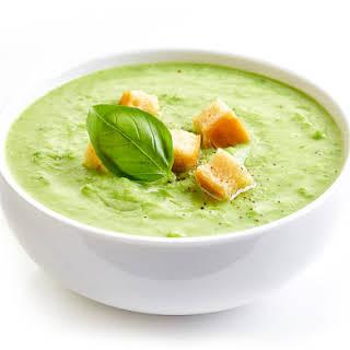 Soup Maker Cream Of Broccoli Soup.