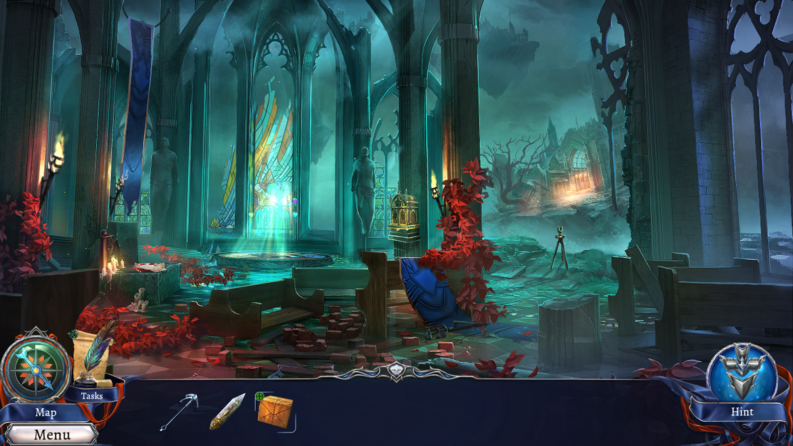Grim Legends 3 (Full)- screenshot