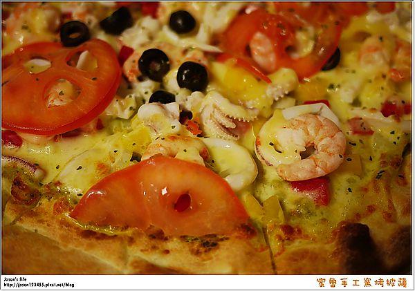 巷子內美食。蜜魯手工窯烤披薩
