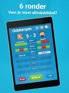 Quizkampen screenshot 07