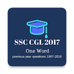 One word SSC CGL 2018 3.0