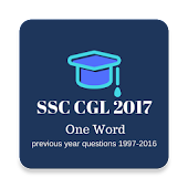 One word SSC CGL 2017