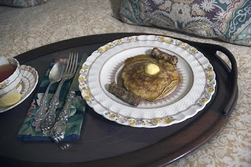 Awesome Egg And Banana Pancakes (gluten Free) Recipe