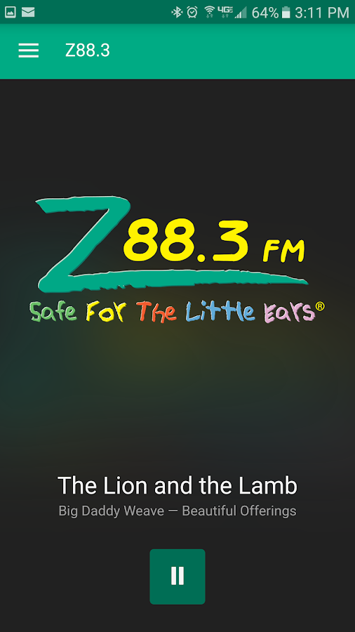 Z88.3 Radio- screenshot