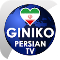Giniko Persian TV for Android TV icon