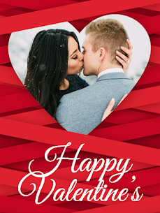 Valentine Day Photo Frame 1