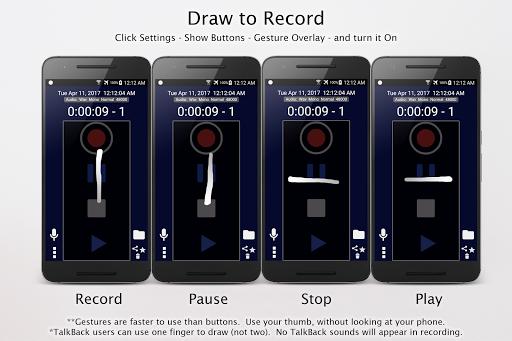 Hi-Res Audio Recorder  screenshots 7