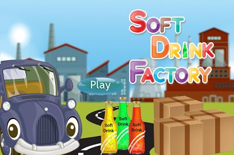 Soft Drink Factory Sim- screenshot thumbnail