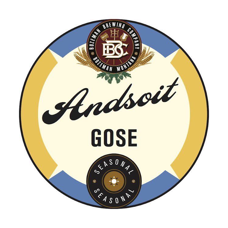 Logo of Bozeman Brewing Co. Andsoit Gose
