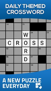 Daily Themed Crossword – A Fun crossword game 6