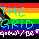 Logo for The Grid: Games and Growlers