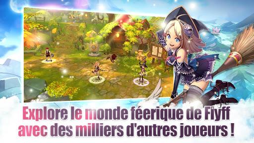 Code Triche Flyff Legacy - MMORPG Manga APK MOD screenshots 1