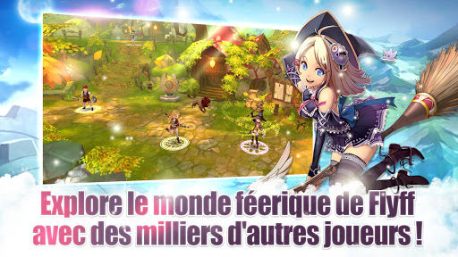 Flyff Legacy - MMORPG Manga astuce APK MOD capture d'écran 1