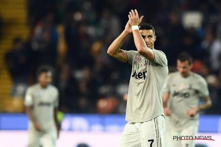 Ook voetbalsterren doen gretig mee aan Halloween: zo gingen Cristiano Ronaldo, James 'Saw' Rodriguez en Robert Lewandowski verkleed