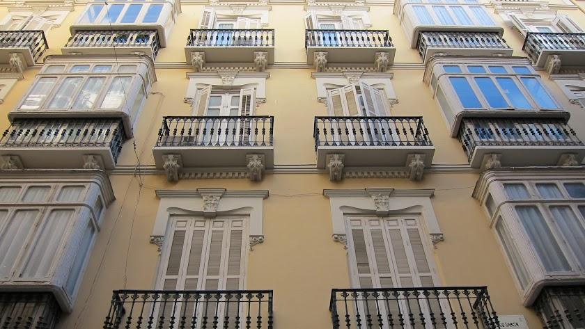 En Almería hay un amplio parque de viviendas sin vender