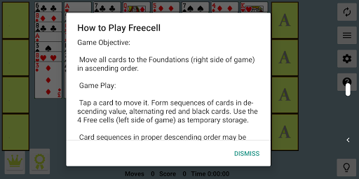 FreeCell with Leaderboards 74.8 screenshots 5