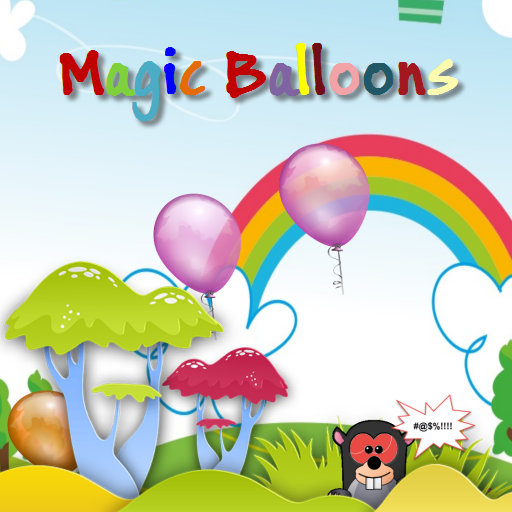 Magic Ballons - Game for Kids