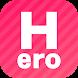 体験談まとめアプリ~Hero(ヒーロー)~