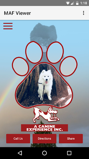 Screenshot for A Canine Experience in United States Play Store