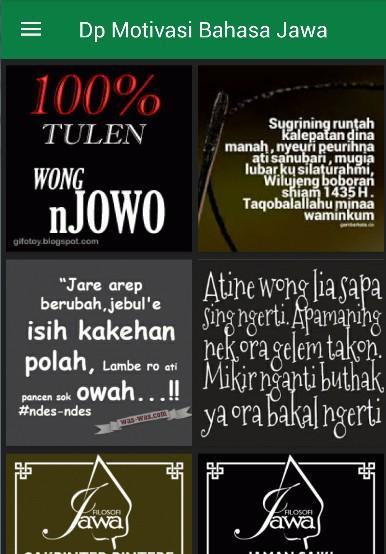 Dp Motivasi Hidup Bahasa Jawa Apk 213 Download Free