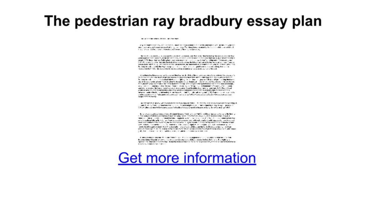 The Pedestrian Essay Hepatitze