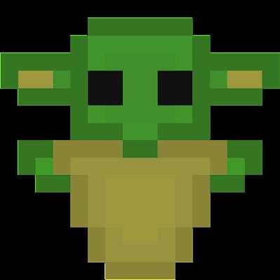 Totem Totemofundying babyyoda yoda Yoda Baby BabyYoda