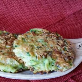 Zucchini Fritters | Gluten Free Recipe