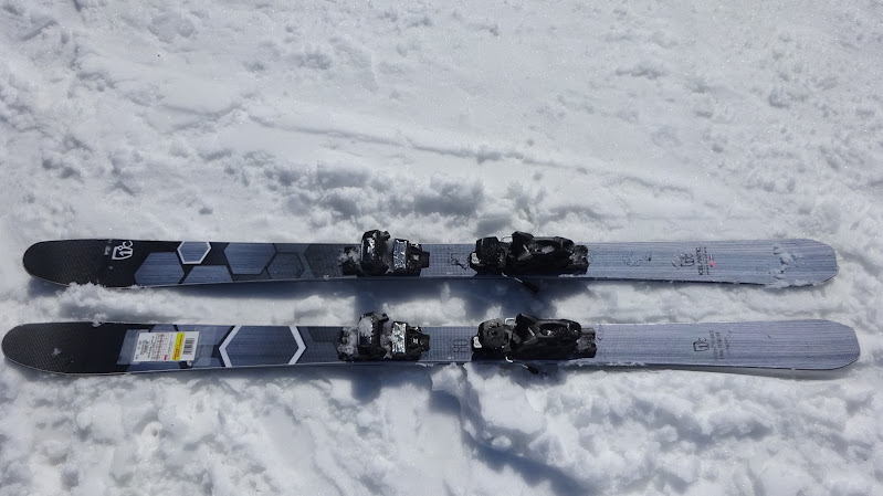 アイスランティック SABRE80 174cm