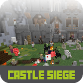 Map Castle Siege For MCPE