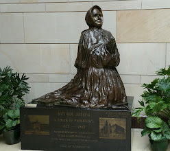 Photo: Mother Joseph, 1823-1902. Donated to the National Statuary Hall Collection by Washington in 1980 - http://www.aoc.gov/capitol-hill/national-statuary-hall-collection/mother-joseph