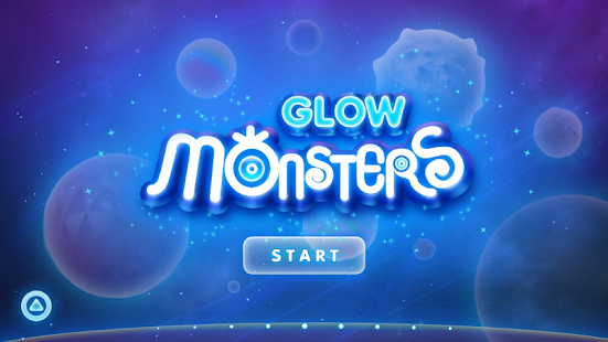 Glow Monsters - Maze survival- screenshot thumbnail