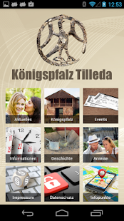 Pfalz Tilleda - náhled