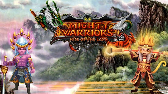 Mighty Warriors: Rise of East- screenshot thumbnail
