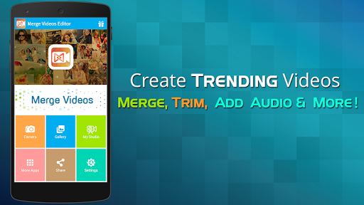 Merge Video Editor Join Trim