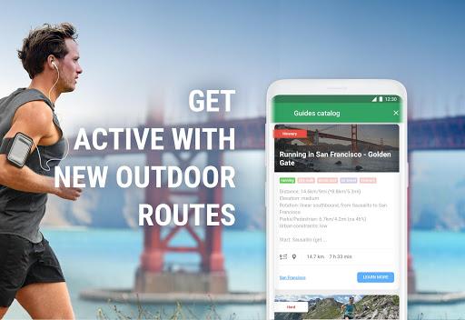 MAPS.ME u2013 Offline maps, travel guides & navigation 10.0.5-Google Screenshots 2