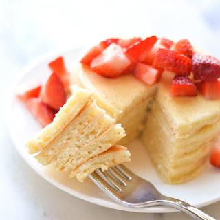 Vanilla Bean Ricotta Pancakes