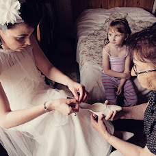 Wedding photographer Marine Poron (poron). Photo of 24.01.2014
