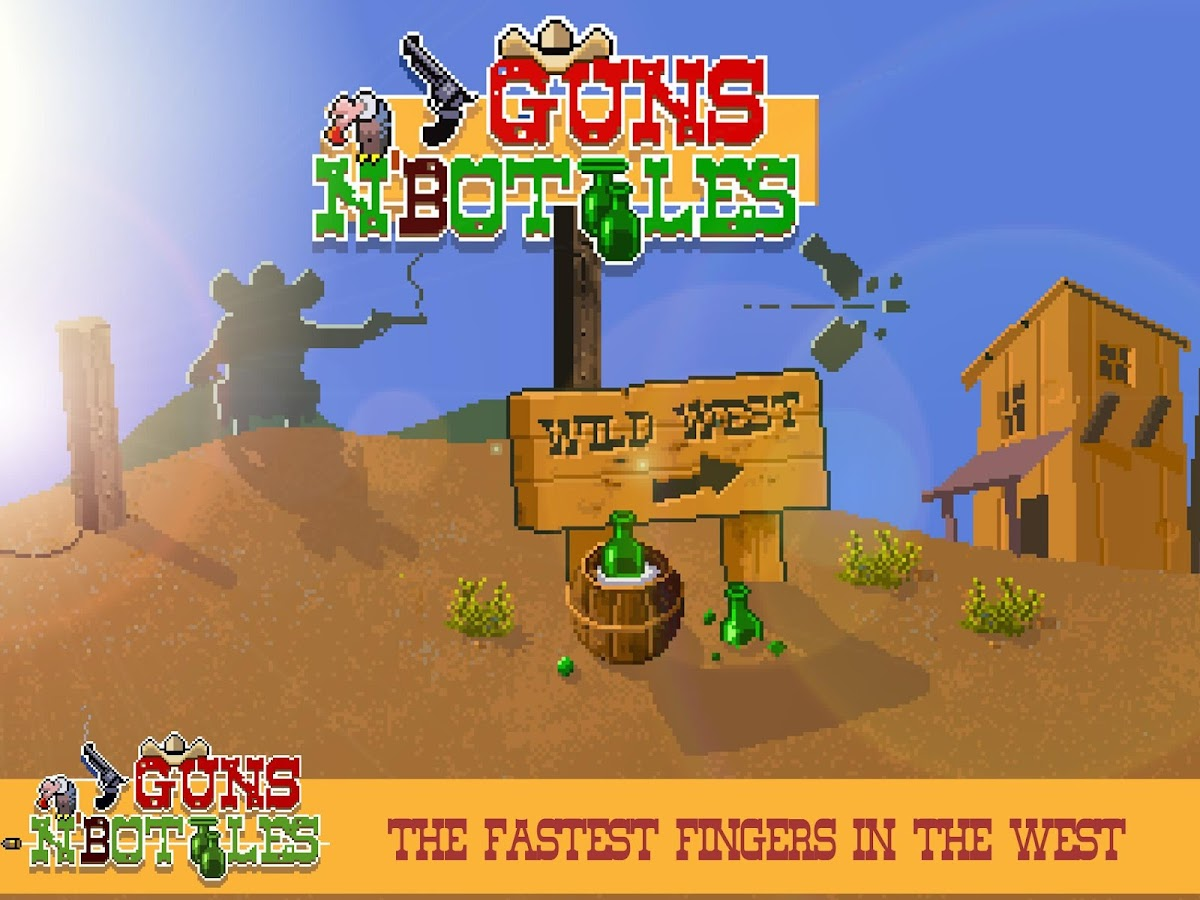 Guns n' Bottles- screenshot
