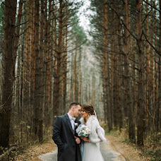 Wedding photographer Kirill Kalyakin (kirillkalyakin). Photo of 25.12.2018
